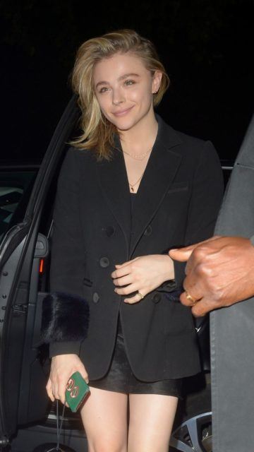Chloë Grace Moretz – Annables Private Members Club in London
