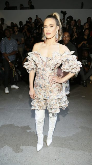 CJ Perry – Afffair S/S20 Show at NYFW