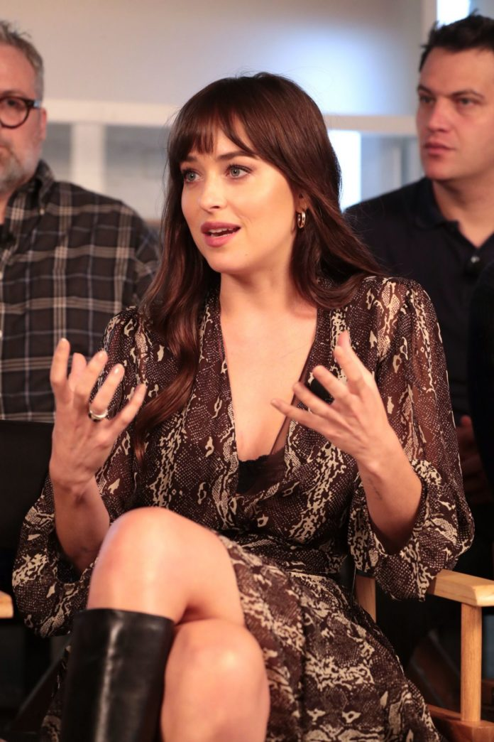 "Dakota Johnson – Coffee With Creators for the Film ""The Friend"" at TIFF 2019"