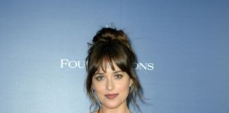 Dakota Johnson – The HFPA and THR Party in Toronto