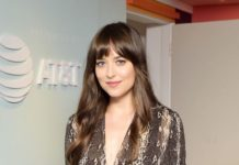 Dakota Johnson – Variety Studio at TIFF 2019