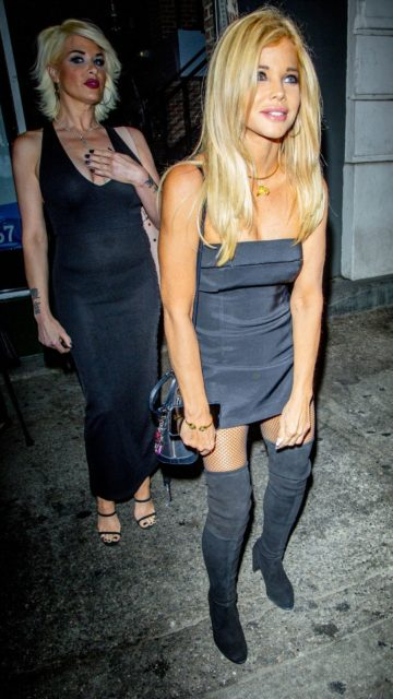 Donna D'Errico – Out in Los Angeles