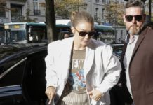 Gigi Hadid – Arrives at Her Hotel in Paris