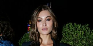 Grace Elizabeth – Vogue Japan 20th Anniversary Party at Milan Fashion Week