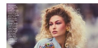 Grace Elizabeth – Vogue Paris August 2019 Issue