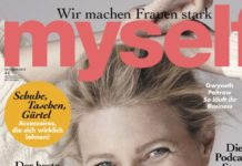 Gwyneth Paltrow – myself Magazine October 2019 Issue