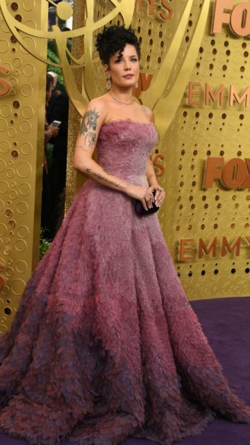 Halsey – 2019 Emmy Awards