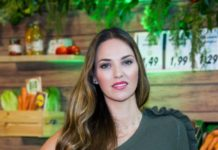 "Helen Lindes – New ""Bio"" Products From Lidl Presentation in Madrid"