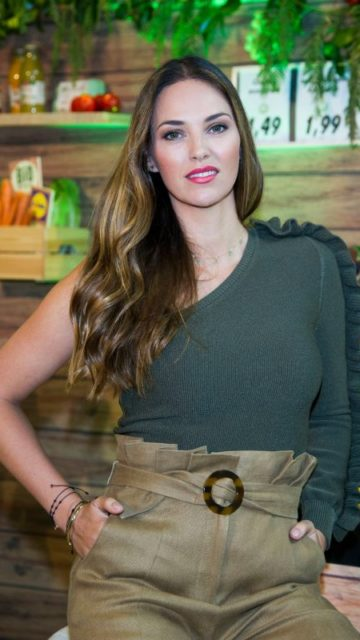 """Helen Lindes – New """"Bio"""" Products From Lidl Presentation in Madrid"""
