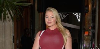 Iskra Lawrence Night Out Style