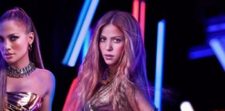 Shakira and Jennifer Lopez– NFL Super Bowl LIV Promo Photos