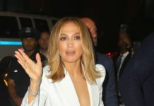 Jennifer Lopez – Perfume Launch Party in NY