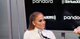Jennifer Lopez – SiriusXM Studios in NYC
