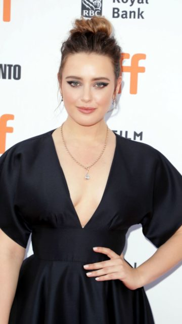 """Katherine Langford – """"Knives Out"""" Premiere at 2019 TIFF"""