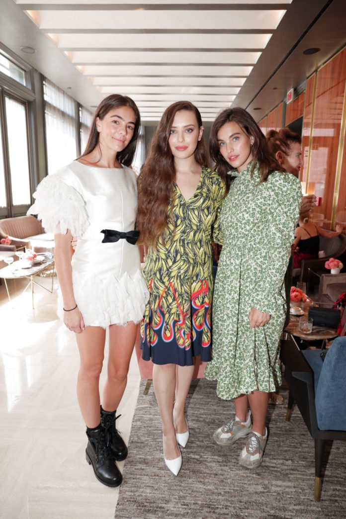 Katherine Langford – Lynn Hirschberg and W Magazine's It Girls Celebartion in NY