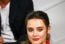 Katherine Langford – Variety Studio at TIFF 2019