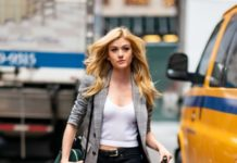 Katherine McNamara – Out in NYC
