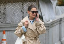 Katie Holmes – Out in NYC