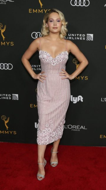 Kelli Berglund – Television Academy Honors Emmy Nominated Performers in Beverly Hills