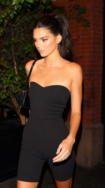 Kendall Jenner Night Out Style