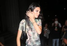 Kendall Jenner Night Out Style – Nobu in NYC