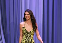 "Kendall Jenner – ""The Tonight Show Starring Jimmy Fallon"" in NYC"