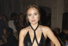 Kimberley Garner – Julien x Gabriela Show in London