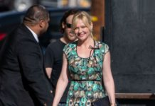 Kirsten Dunst – Outside Jimmy Kimmel Live! in Hollywood