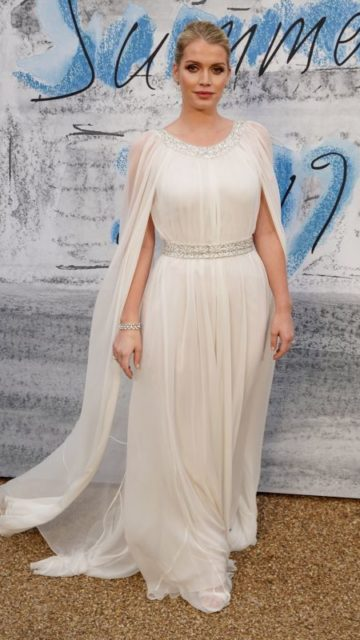 Kitty Spencer – Serpentine Gallery Summer Party 2019 in London