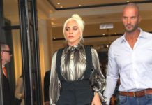 Lady Gaga Style – Leaves the The Mark Hotel in NYC