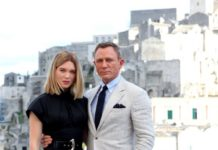 "Lea Seydoux and Daniel Craig – On Location in Italy For ""No Time To Die"""
