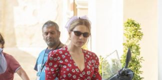 """Lea Seydoux – James Bond """"No Time to Die"""" Set in Italy"""