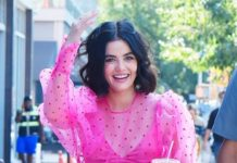 Lucy Hale – Bowery Electric in New York