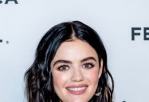 "Lucy Hale – ""Katy Keene"" Screening at 2019 Tribeca TV Festival"