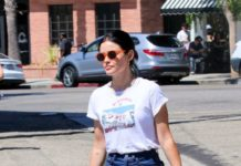 Lucy Hale Street Style