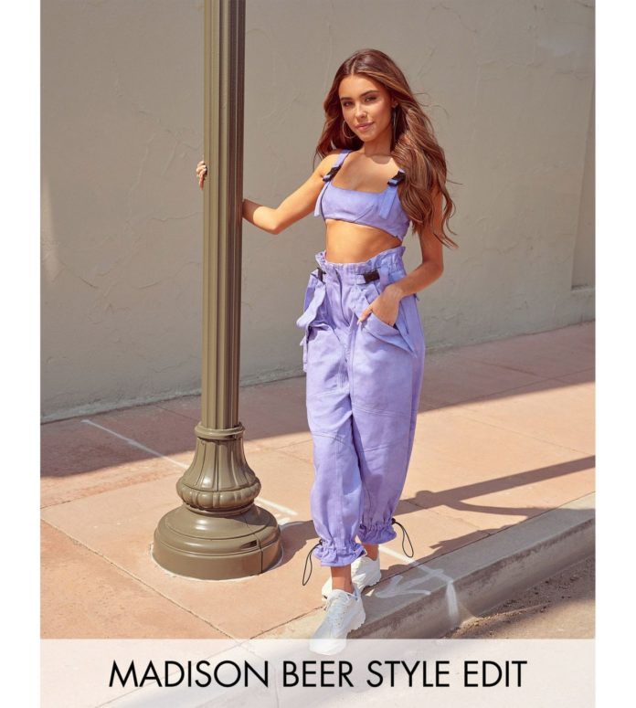 Madison Beer – Asos Style Edit September 2019