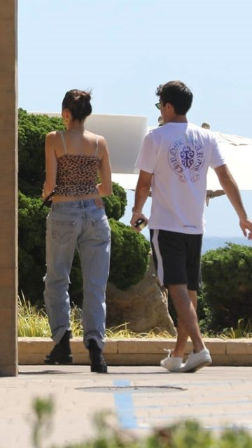 Madison Beer Street Style – Nobu in Malibu