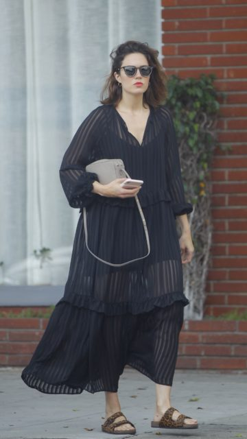 Mandy Moore – Out in LA