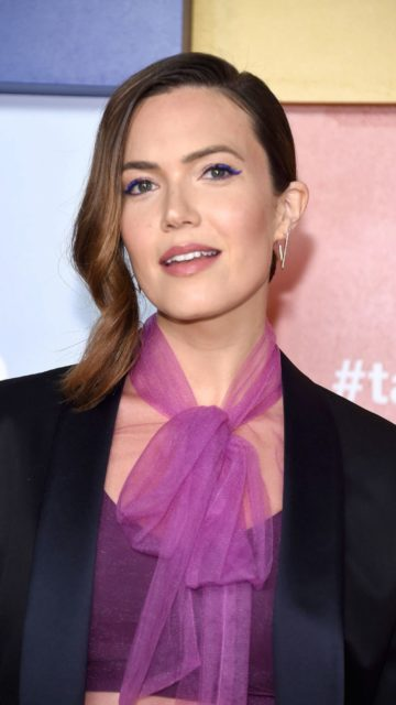 Mandy Moore – Target 20th Anniversary Collection in NYC