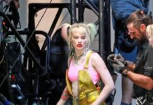 "Margot Robbie – ""Birds of Prey"" Set in Los Angeles"