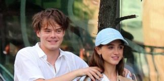 Natalia Dyer and Charlie Heaton – Manhattan's East Village Neighborhood