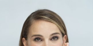"""Natalie Portman – """"Last Christmas"""" Press Conference in Beverly Hills"""