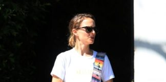 Natalie Portman – Out for Lunch in West Hollywood