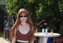 Nicola Roberts – Red Bull Sound System at Notting Hill Carnival