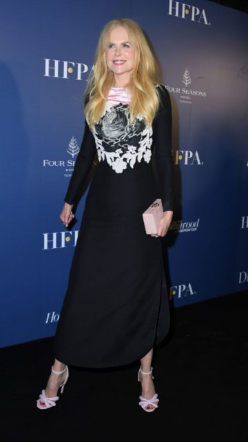 Nicole Kidman – The HFPA and THR Party in Toronto