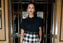 Nina Dobrev – Dior Beauty Dinner at Paris Fashion Week