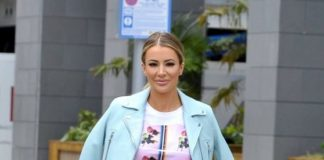Olivia Attwood – Arrives at Menagerie Bar and Restaurant in Manchester