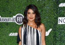 Priyanka Chopra – Couture Council Award Luncheon in NYC