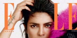 Priyanka Chopra – ELLE Canada October 2019 Issue