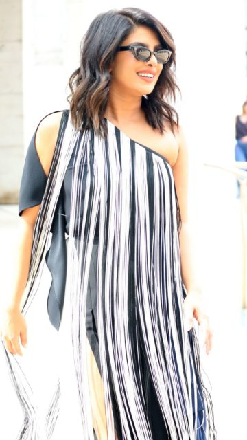 Priyanka Chopra – Leaving Her Apartment in New York